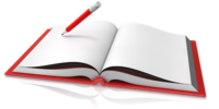 opened_book_pencil_writing