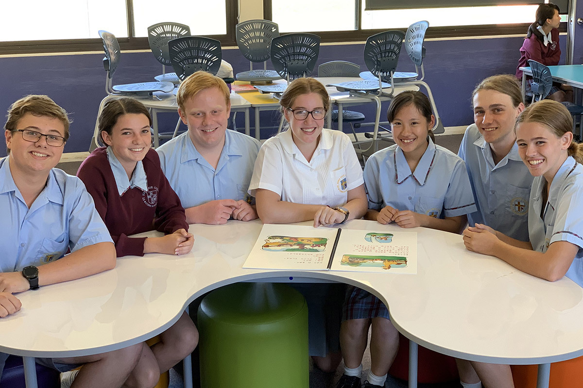 Welcome to St John Paul College Coffs Harbour